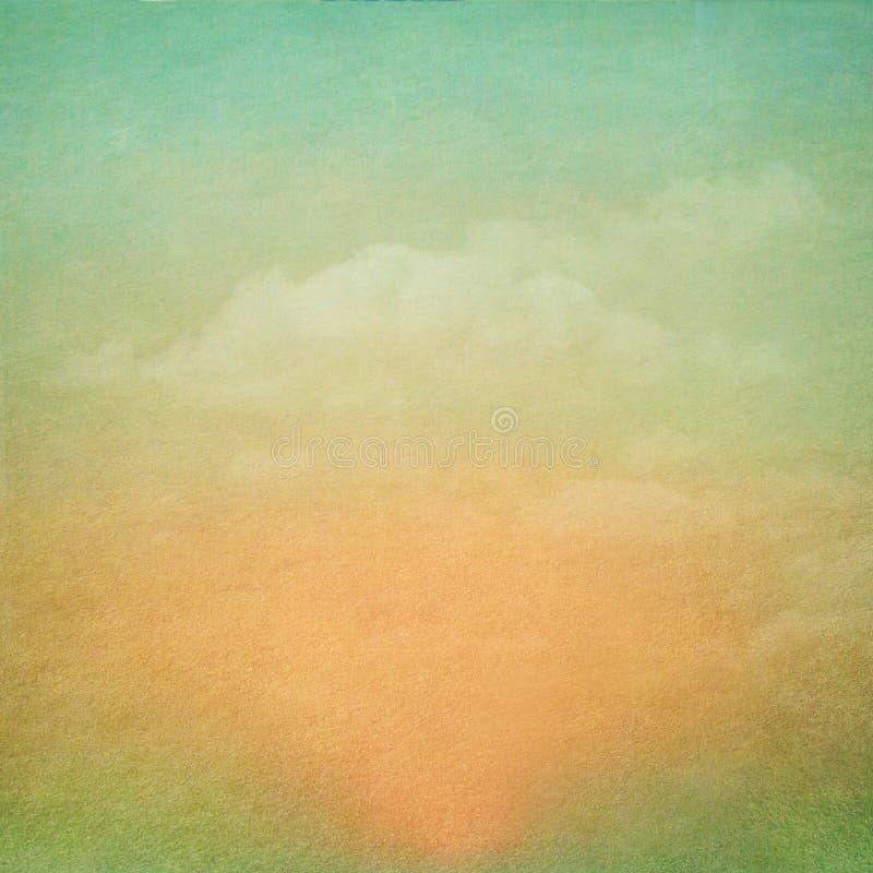 De geweven achtergrond van de pastelkleur vector illustratie