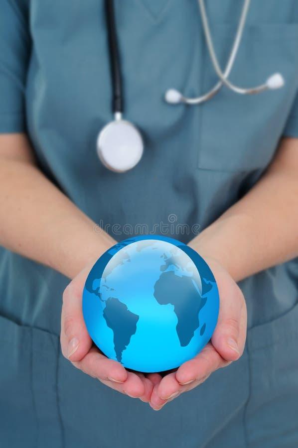 Download De Gezondheid Van De Wereld Stock Fotografie - Afbeelding: 8483452