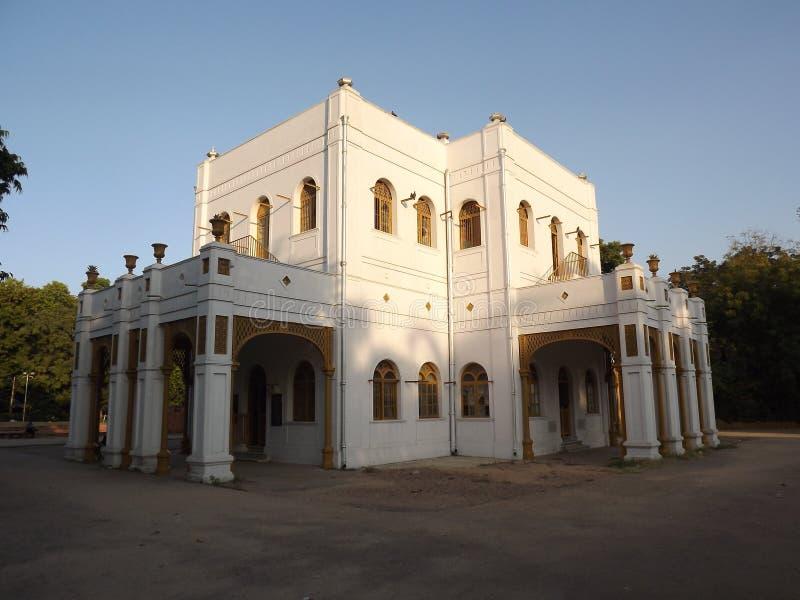 De Gezondheidsmuseum van Sayajibaug, Vadodara, India stock afbeelding