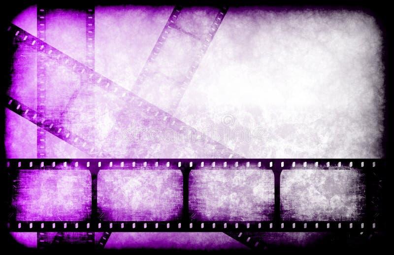 De Gids van de Film van het Kanaal van TV stock illustratie