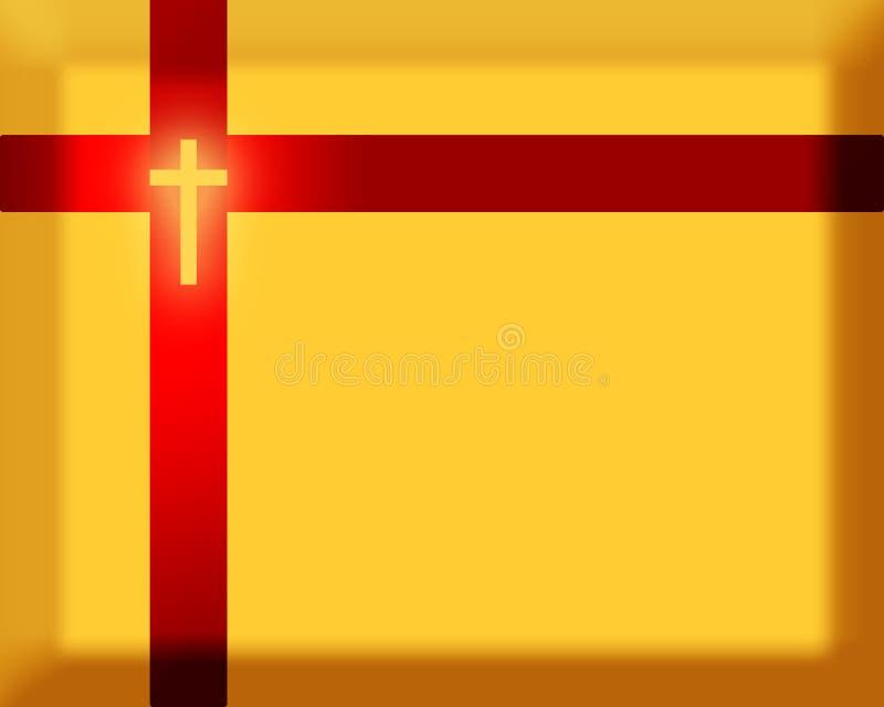 De gift van de god royalty-vrije illustratie
