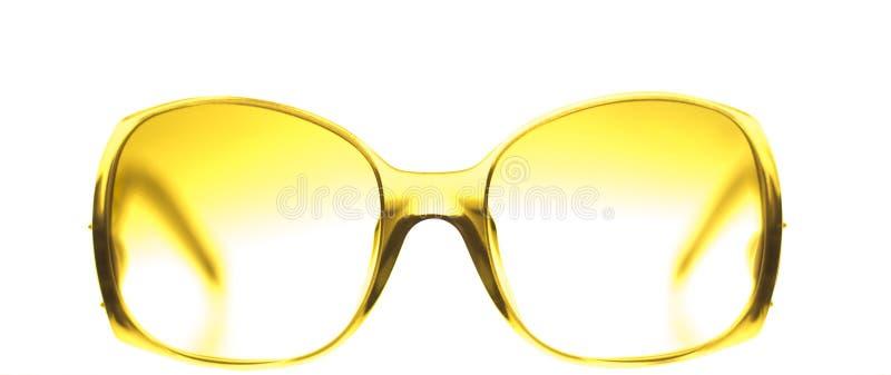 De Glazen van de zon stock afbeelding