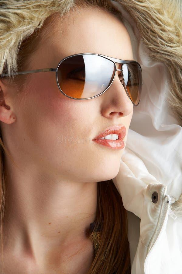 De glazen van de zon royalty-vrije stock afbeelding
