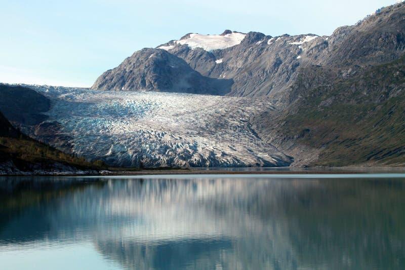 De Gletsjer van Hopkins van Johns royalty-vrije stock fotografie
