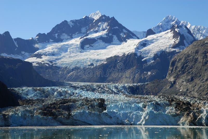 De Gletsjer van Hopkins van Johns royalty-vrije stock foto's