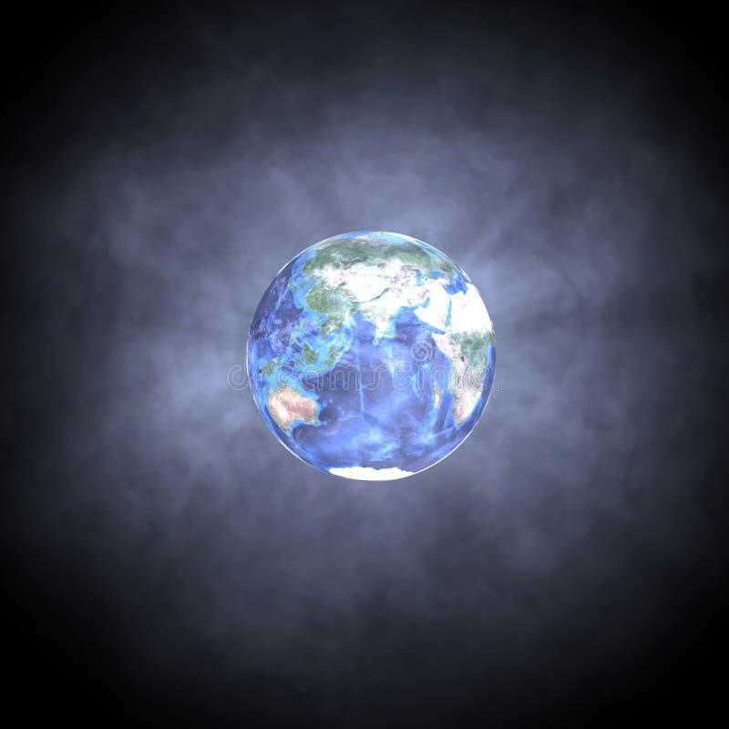 De Gloed van de aarde - 03 royalty-vrije illustratie