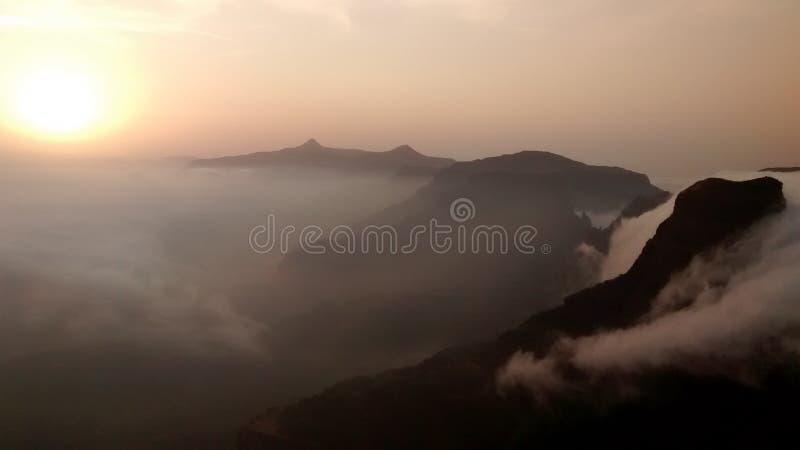 De gloriën van Maharashtra royalty-vrije stock afbeeldingen
