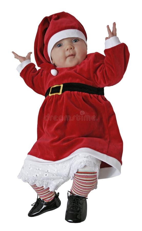 De gnoom van de baby stock fotografie
