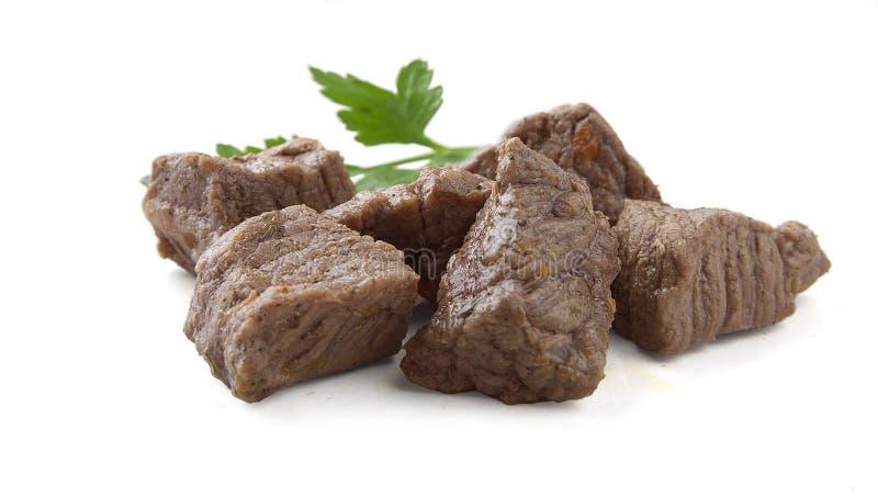 De goelasj van het rundvlees royalty-vrije stock fotografie