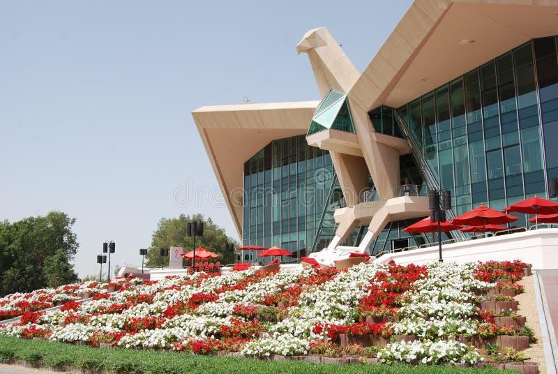 De Golfclub van Abu Dhabi royalty-vrije stock foto's