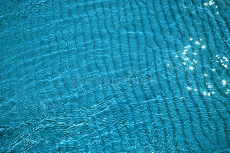De Golven van het water royalty-vrije stock afbeeldingen