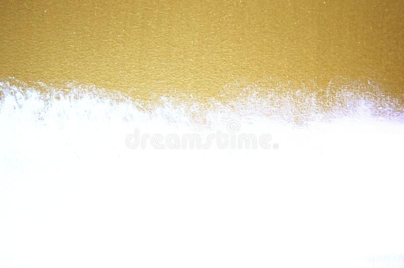 De gouden glanzende achtergrond van de vakantieviering Ontwerp met plaats voor uw tekst stock foto