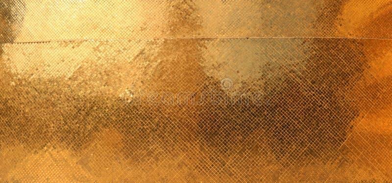 De gouden textuur schittert stock afbeelding