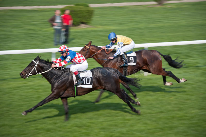 De Grand Prix 2011 van april in Bratislava, Slowakije royalty-vrije stock afbeelding