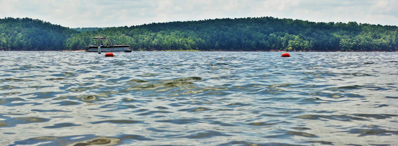 De Grey Lake imagens de stock royalty free