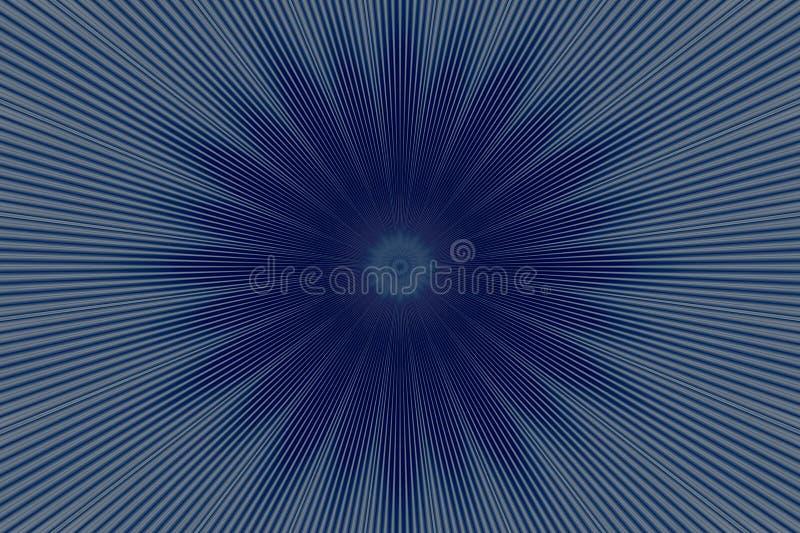 De grijze bloemencaleidoscoop van het bloempatroon E vector illustratie