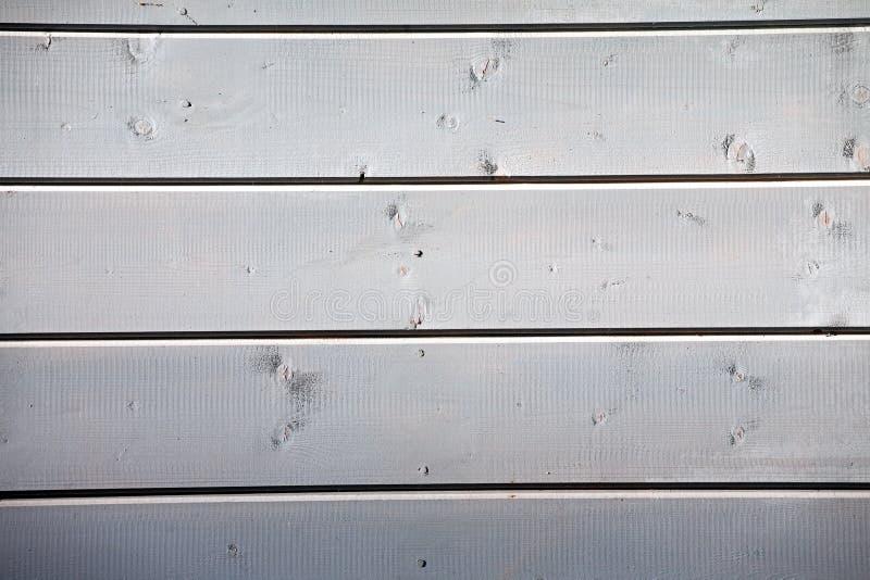 De grijze houten textuur van planked muurpatroon royalty-vrije stock afbeelding