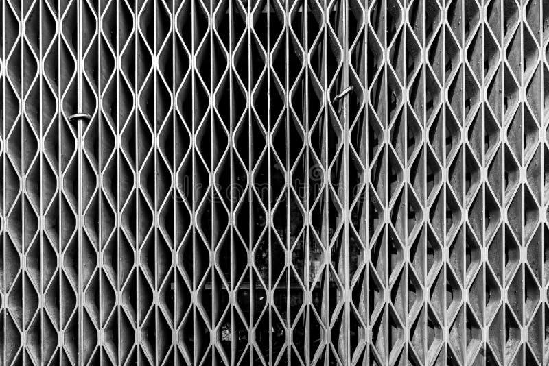 De grill van het metaalnetwerk van airvent royalty-vrije stock fotografie