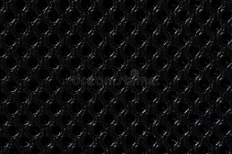 De grilltextuur van de polyester royalty-vrije stock foto's