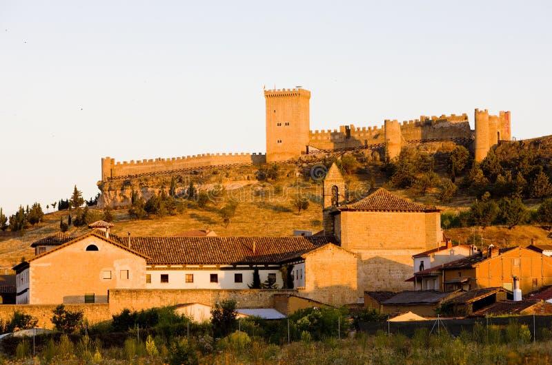 de grodowy penaranda Duero obrazy royalty free