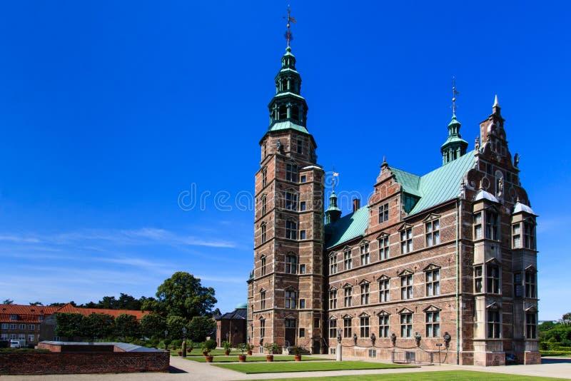De groef van Rosenborg royalty-vrije stock foto