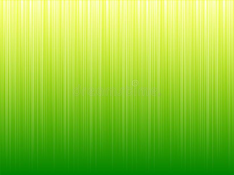 De groene gestreepte achtergrond van de kalk royalty-vrije illustratie