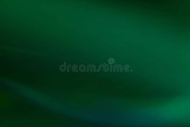 De groene gloed gradi?nt zachte van de achtergrondlensgloed royalty-vrije stock fotografie