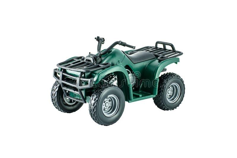 De Groene kleur van ATV royalty-vrije stock foto