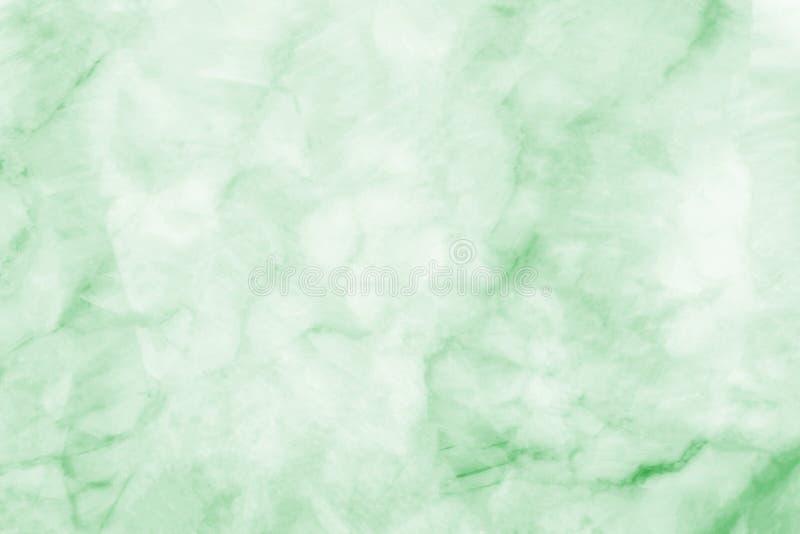 De groene marmeren abstracte achtergrond van de patroontextuur/textuuroppervlakte van marmeren steen van aard stock afbeelding