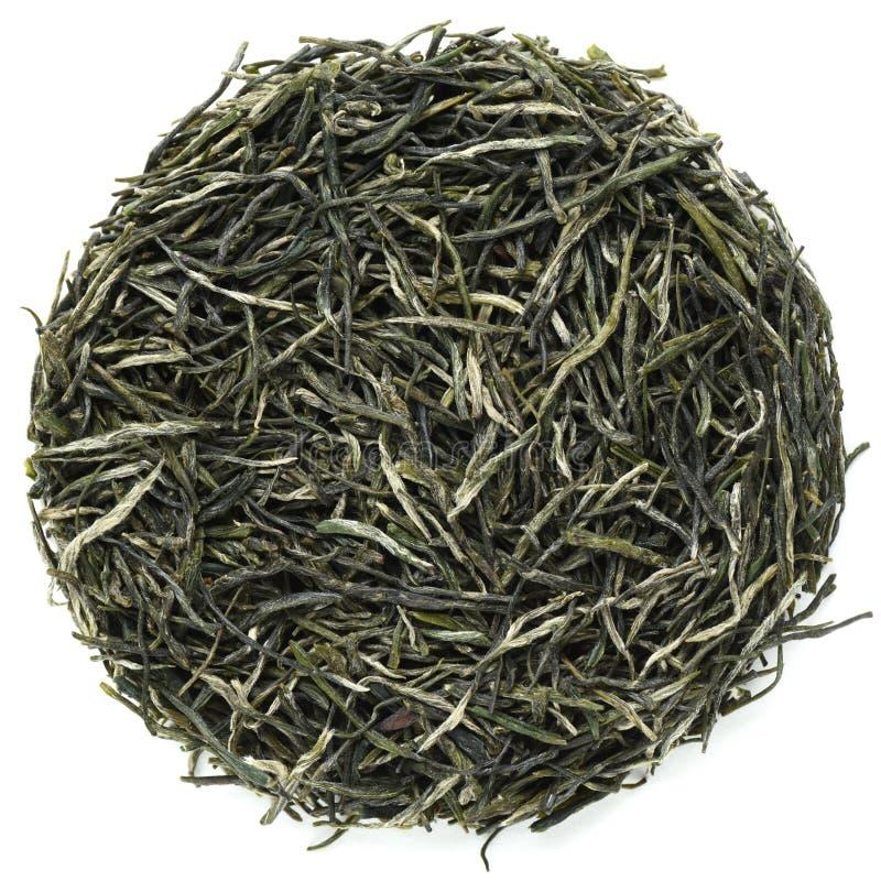 De groene thee van Xinyangmao jian henan royalty-vrije stock foto