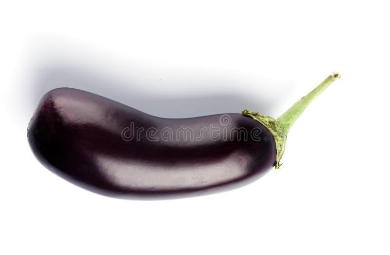 De groente van de aubergine of van de aubergine royalty-vrije stock foto's