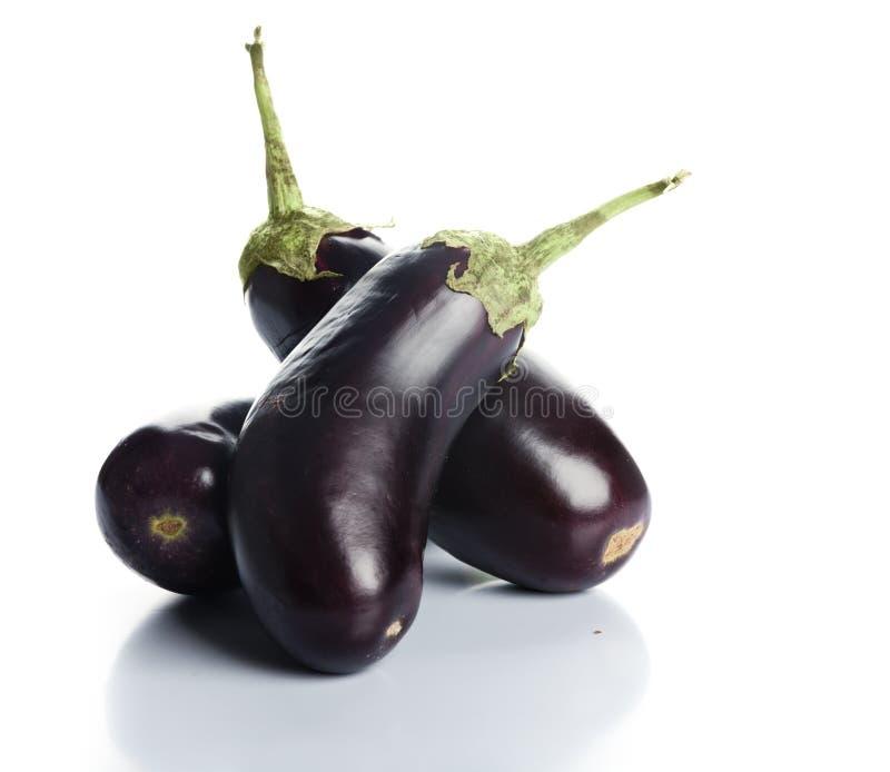De groente van de aubergine of van de aubergine stock afbeelding