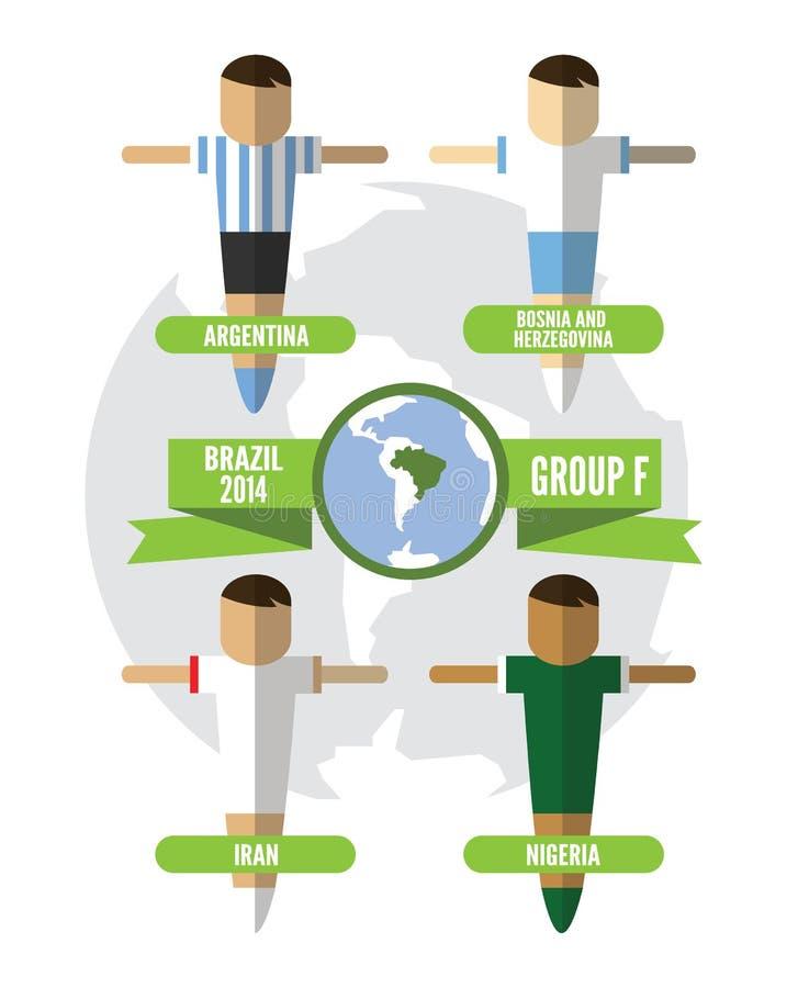 Download De Groep F Van Brazilië 2014 Redactionele Stock Foto - Illustratie bestaande uit groep, pictogram: 39116183