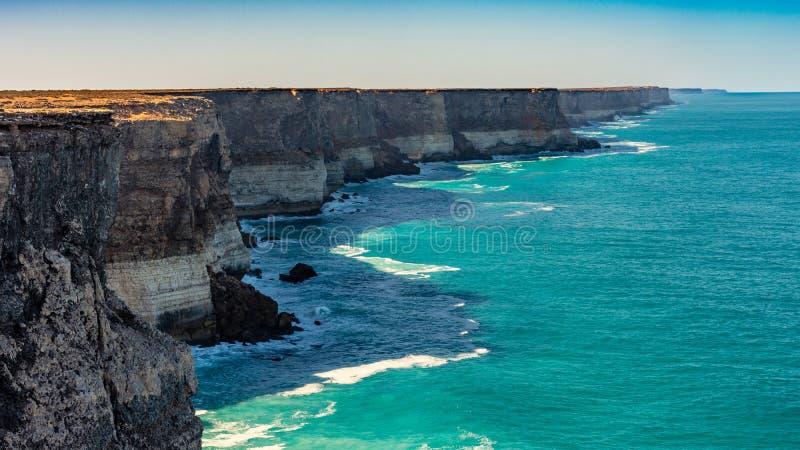 De Grote Australische Bocht - Zuid-Australië stock foto