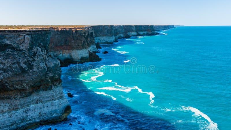 De Grote Australische Bocht - Zuid-Australië royalty-vrije stock fotografie