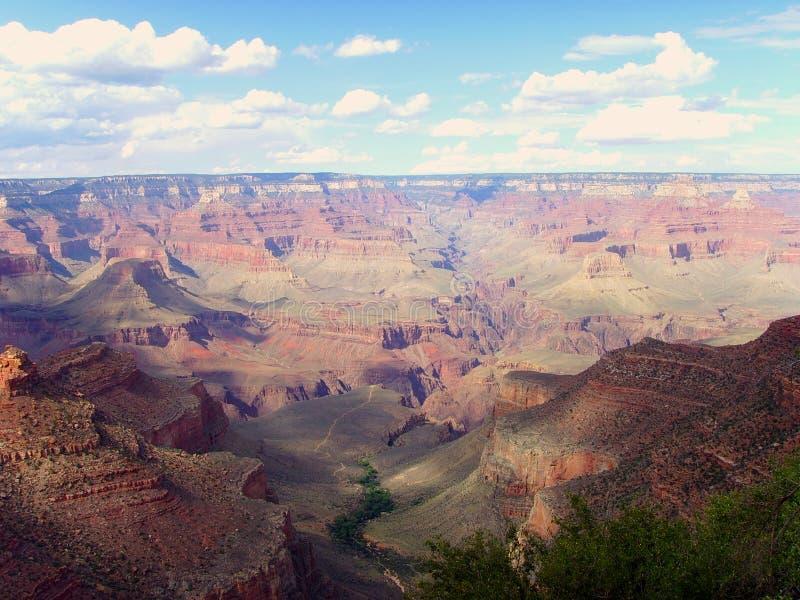 De grote Canion Arizona? stock foto's