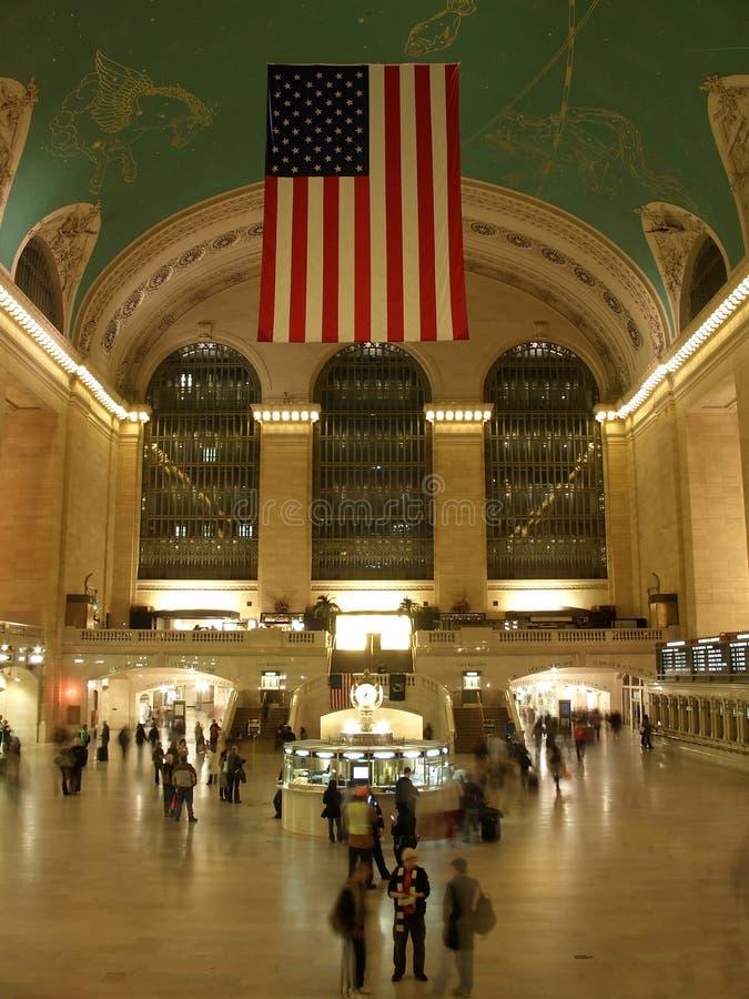 De Grote Centrale Post van New York royalty-vrije stock foto's