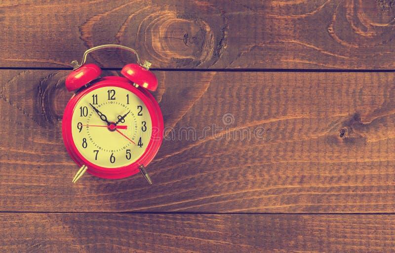 De grote klok verzekert omhoog kielzog royalty-vrije stock foto