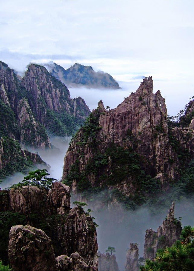 De Grote Kloof van Xihai stock fotografie