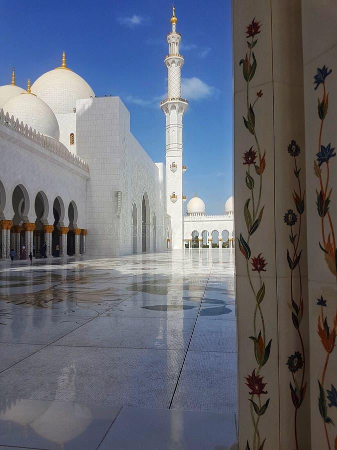De grote Moskee royalty-vrije stock fotografie