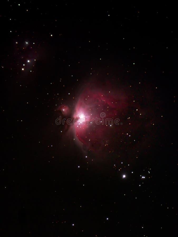 De grote Nevel Orion stock foto