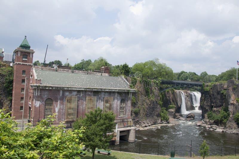 De grote Val van Paterson New Jersey royalty-vrije stock fotografie