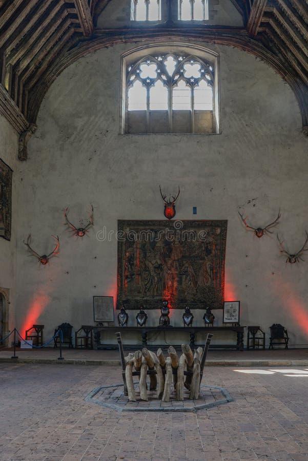 De Grote Zaal van de Penshurstplaats royalty-vrije stock foto