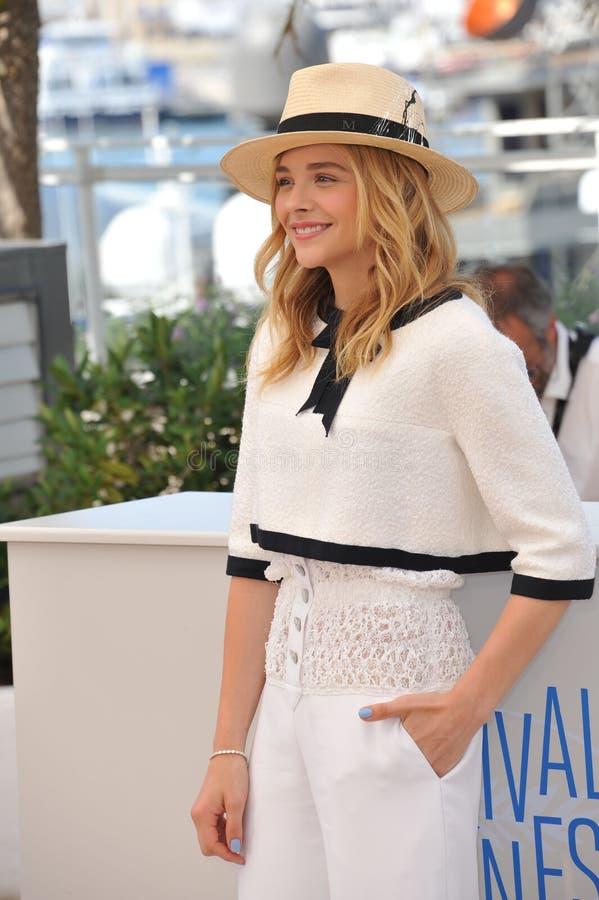 De Gunst Moretz van Chloe royalty-vrije stock foto
