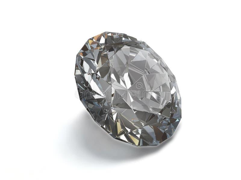 De halfedelsteen van de diamant