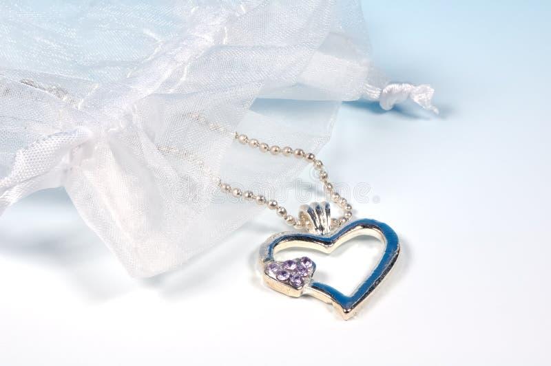 De Halsband van het hart stock afbeeldingen