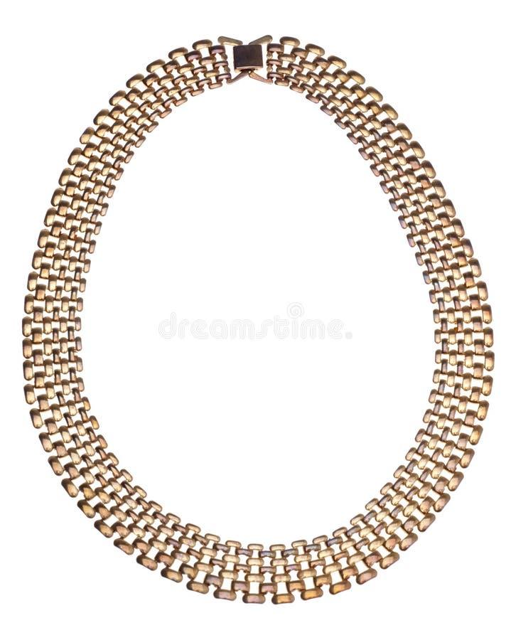 De Halsband van het metaal royalty-vrije stock foto