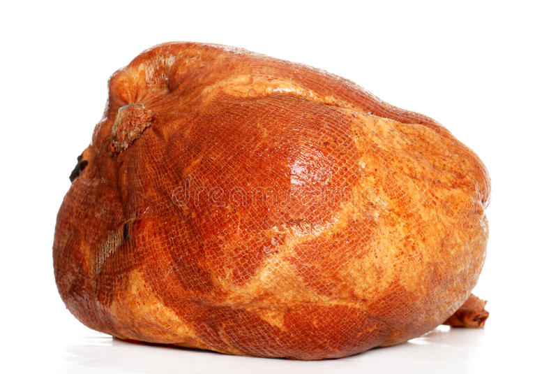 De ham van de de picknickschouder van het varkensvlees royalty-vrije stock afbeelding
