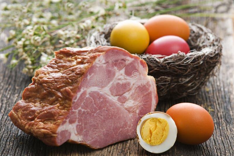De ham van Pasen stock afbeeldingen