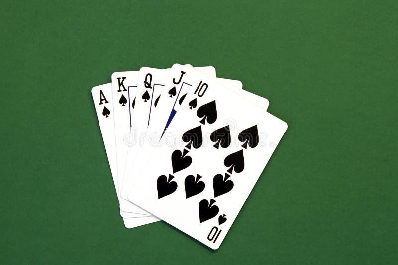 De Hand van de pook royalty-vrije stock foto